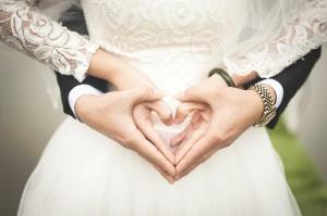婚活に成功した女性と男性